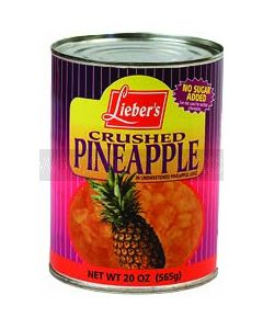 Liebers Crushed Pineapple