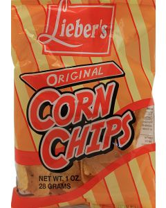 Liebers Small Corn Chips