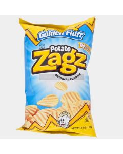 Golden Fluff Large Original Potato Zagz