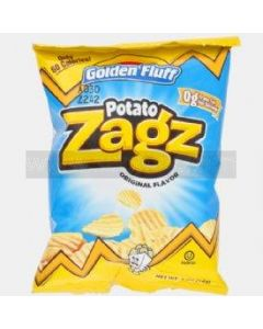 Golden Fluff Small Original Potato Zagz