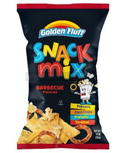 Golden Fluff Original Large BBQ Mix