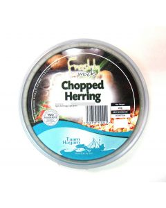 Taam Hayam Kosher Pickled Chopped Herring