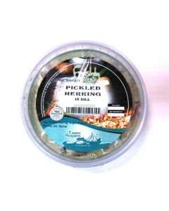 Taam Hayam Kosher Pickled Herring In Dill