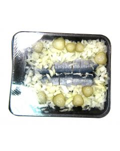 Taam Hayam Kosher Pickled Herring Tray