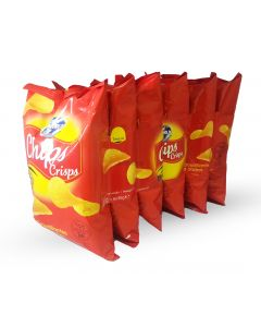 World Foods Multi Pack Potato Crisps