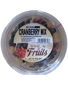 World of Nuts Cranberry Mix