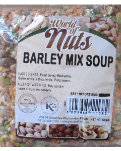 World of Nuts Barley Soup Mix