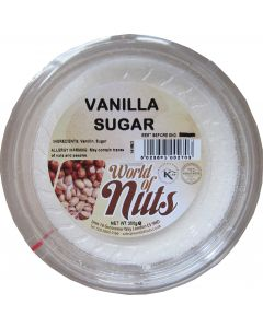 World of Nuts Vanilla Sugar